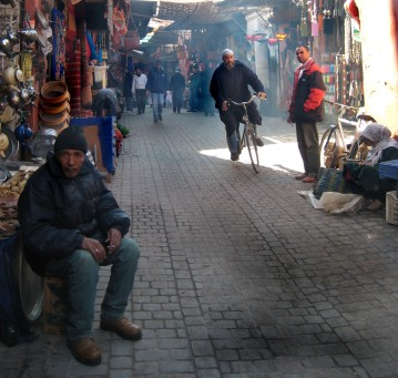 Marrakesh, 2009
