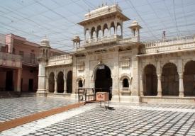 The Rat Temple