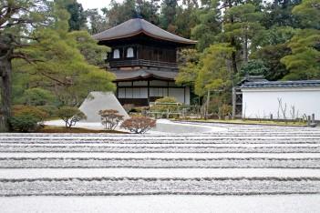 "Ginkaku-Ji. ""Silver Pavilion"""
