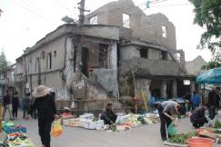 Houses to be demolished